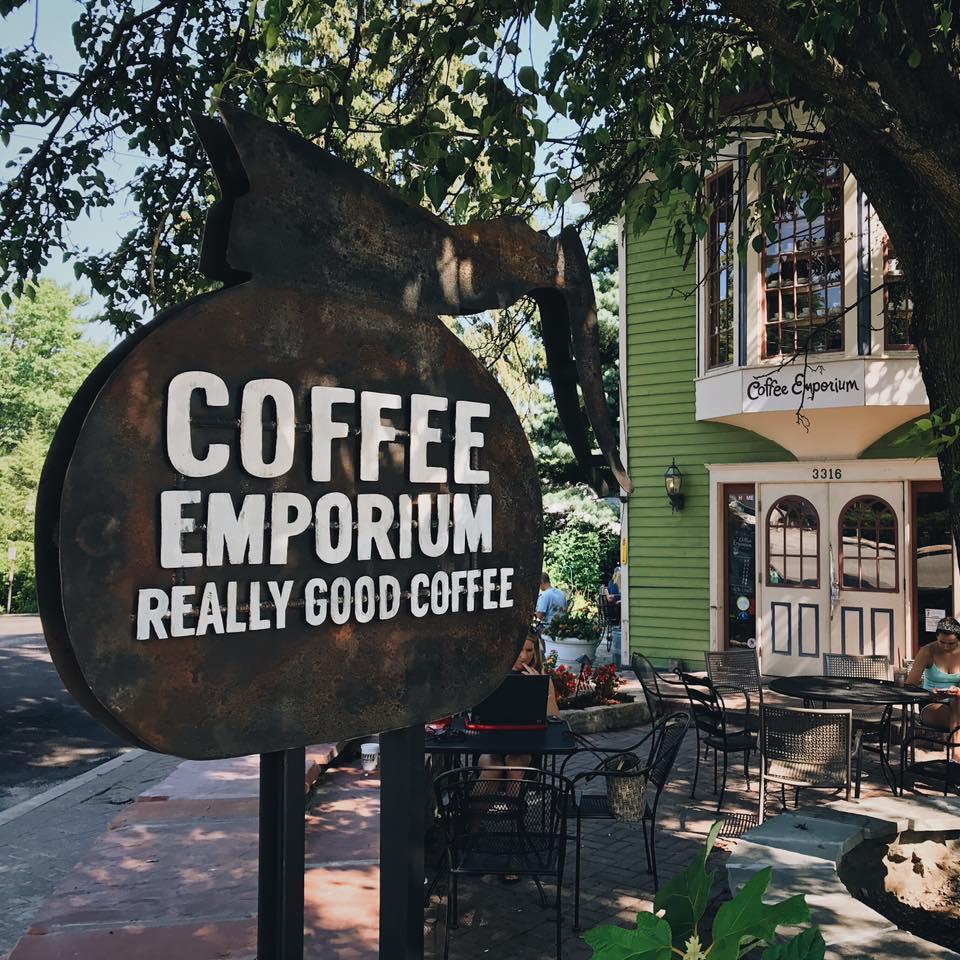 Coffee Emporium Hyde Park