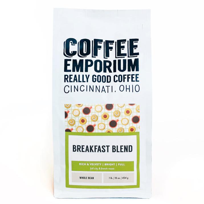Coffee Emporium_Breakfast Blend