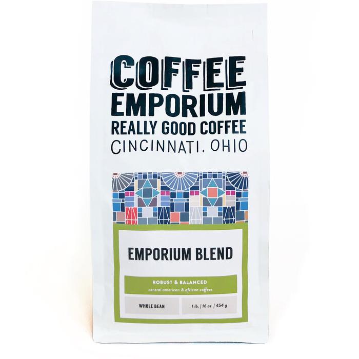 Coffee Emporium_Emporium Blend