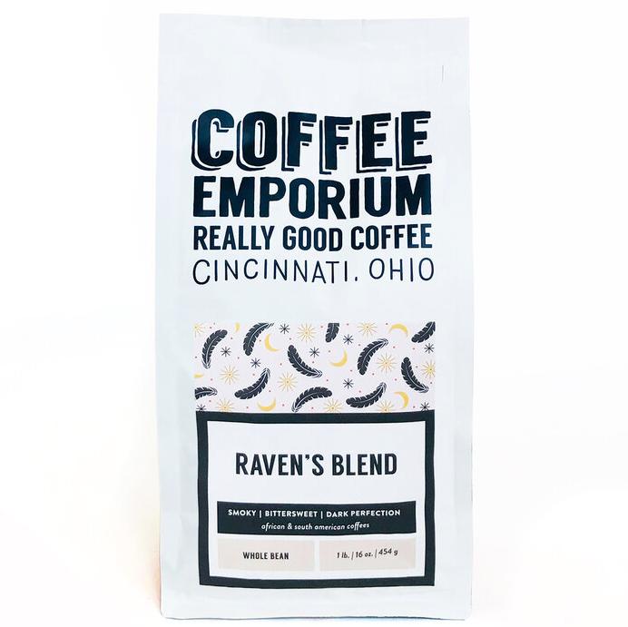 Coffee Emporium_Raven's Blend