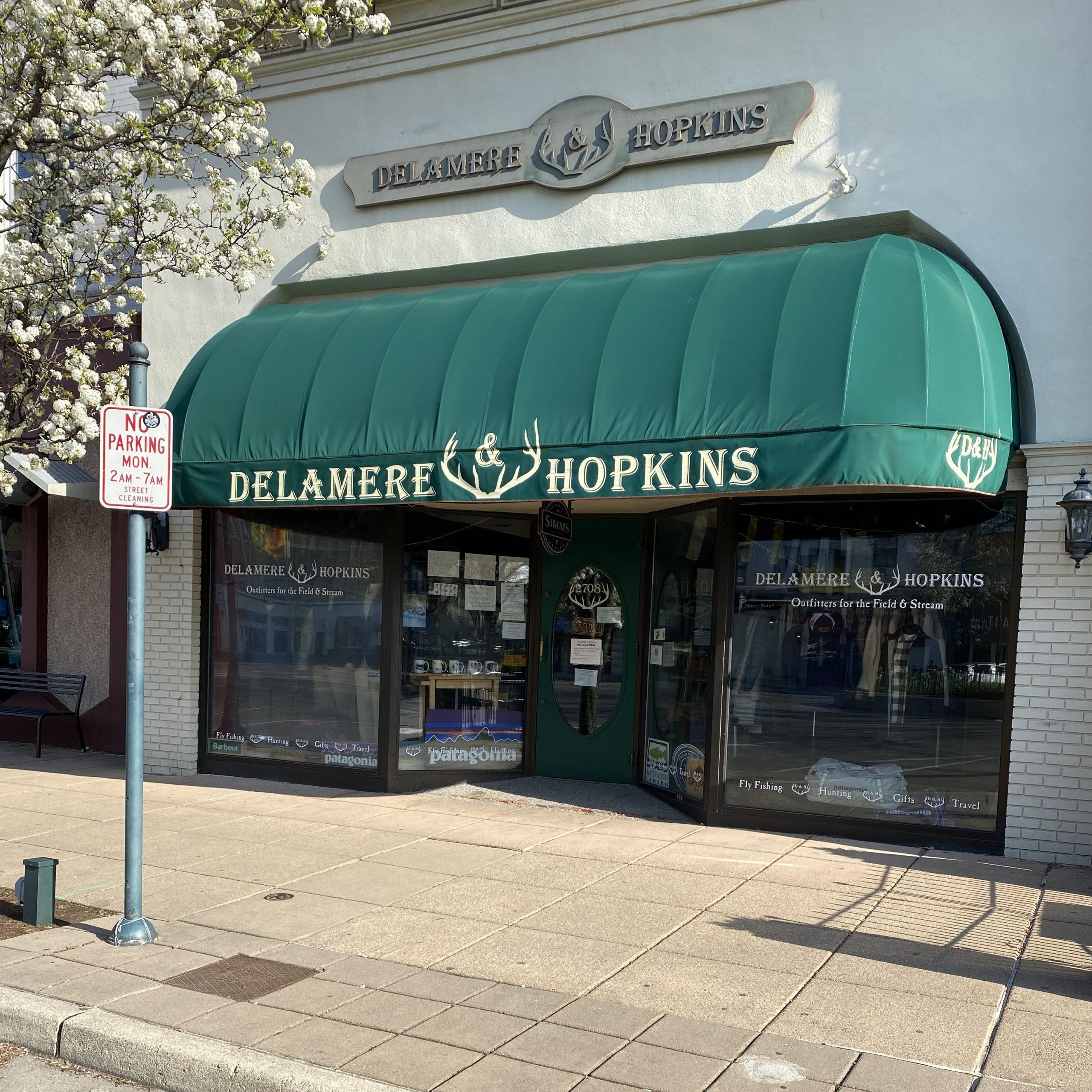 Delamere & Hopkins