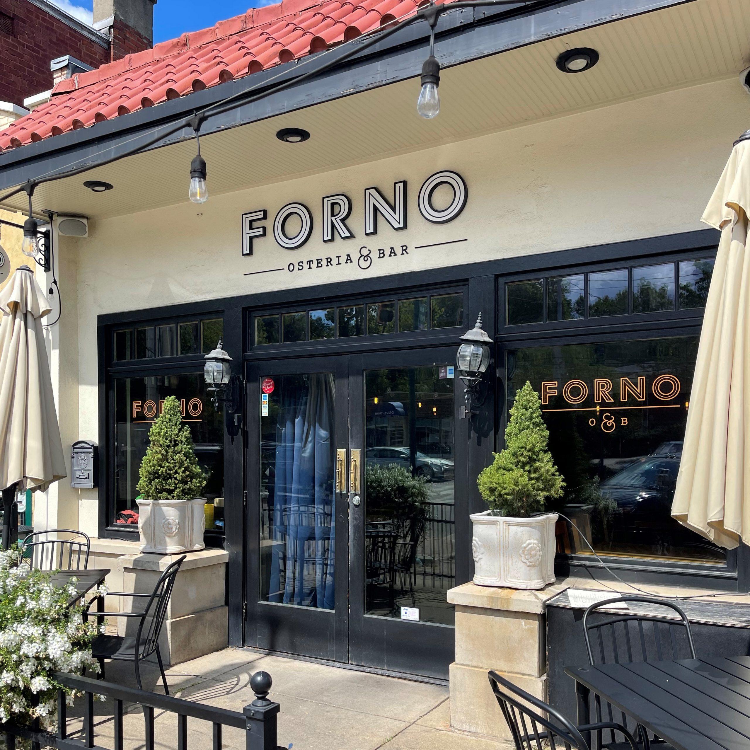 Forno Osteria + Bar