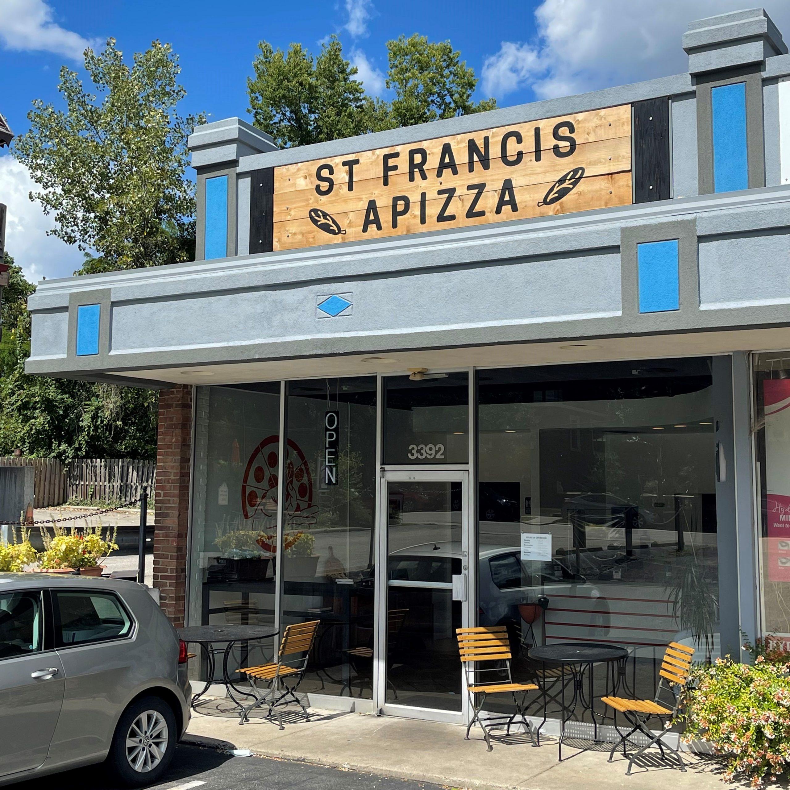 Saint Francis Apizza