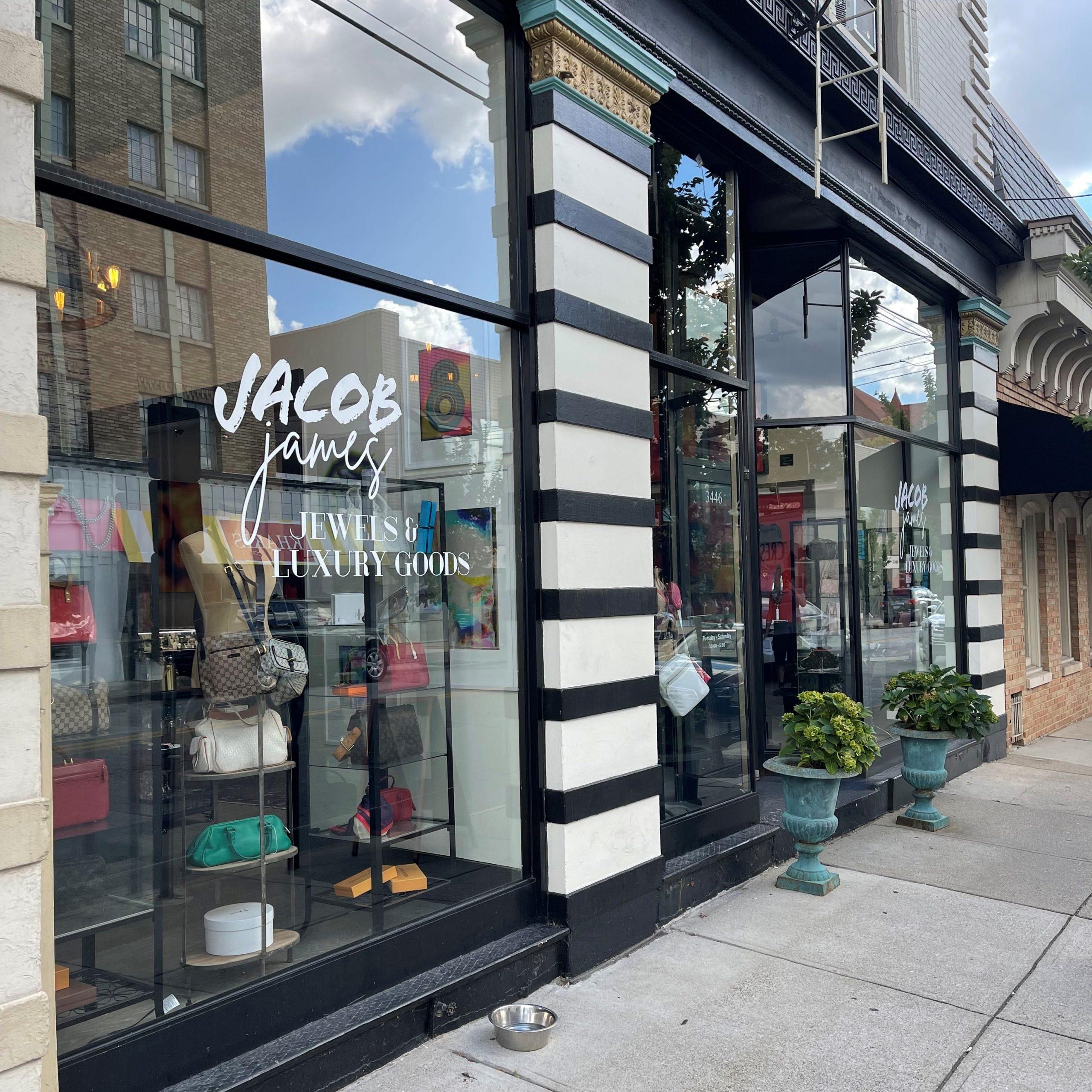 Shop Jacob James